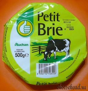 Petit Brie Auchan