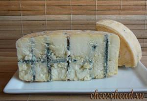 голубой сыр на кухне