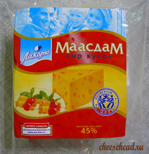 сыр маасдам лакомо кусок